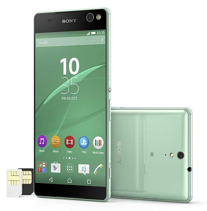 Harga Sony Xperia C5 Ultra Dual E5563