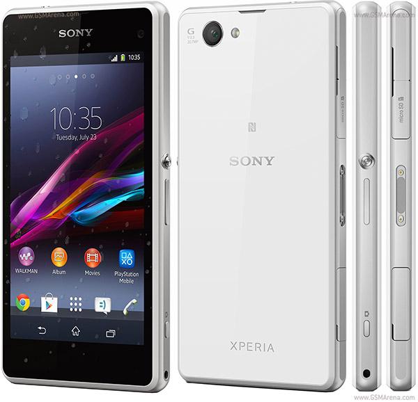 Harga Sony Xperia Z1 Compact D5503