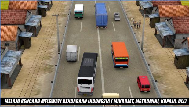 Telolet Bus Driving 3D Mod Apk Unlimited Money Full Free
