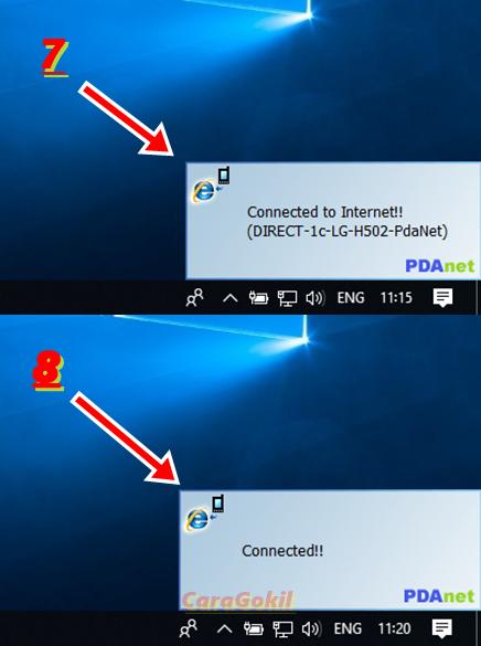 Cara Tethering Android Ke Pc/Laptop Via USB Dan WIFI