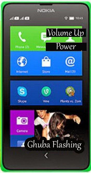 Cara Reset Nokia X (RM-980) Lupa Pola / Kode Keamanan