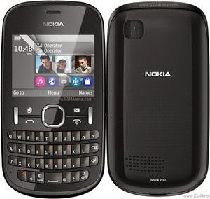 Download Firmware Nokia Asha 200 RM-761 Version 11.95 Bi