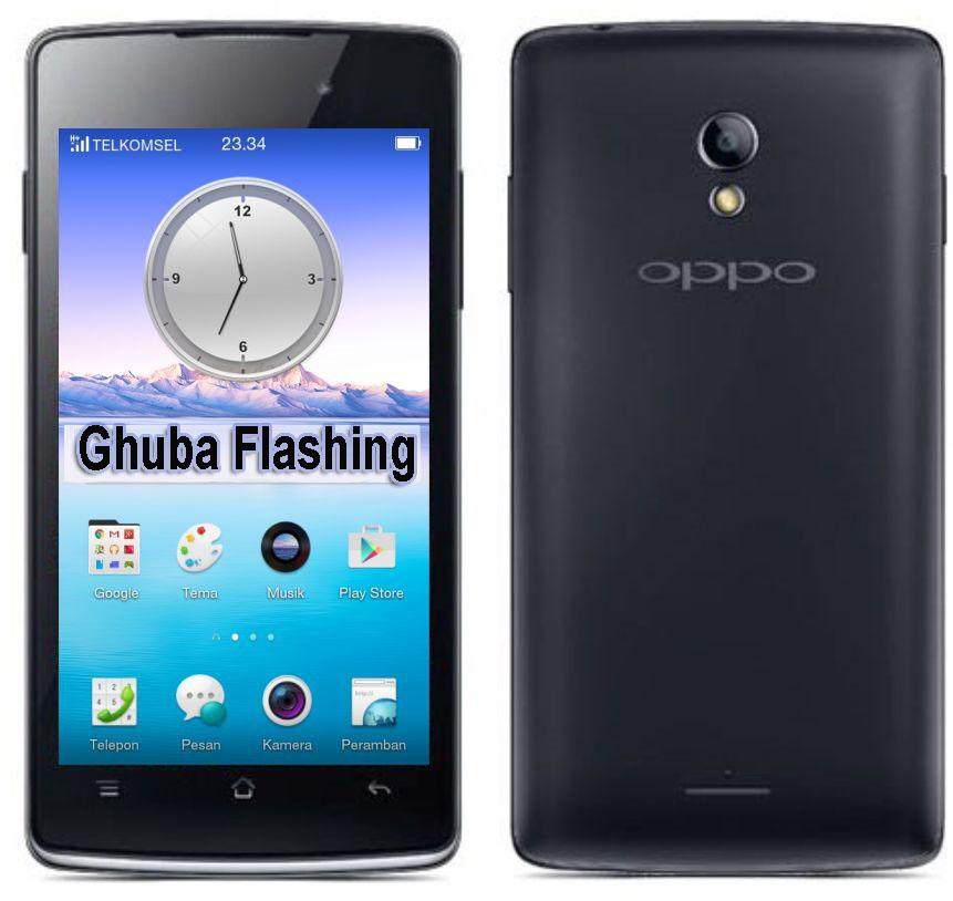 Download Firmware Oppo Joy (R1001)
