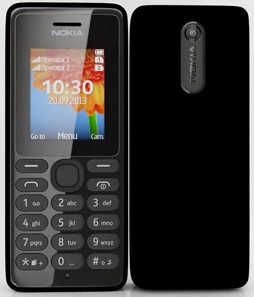 Download Firmware Nokia 108 Dual SIM RM-944 Version 22.00.11 Bi