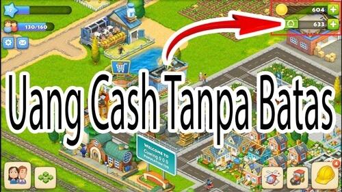 Cara Cheat Game Township Uang Tak Terbatas