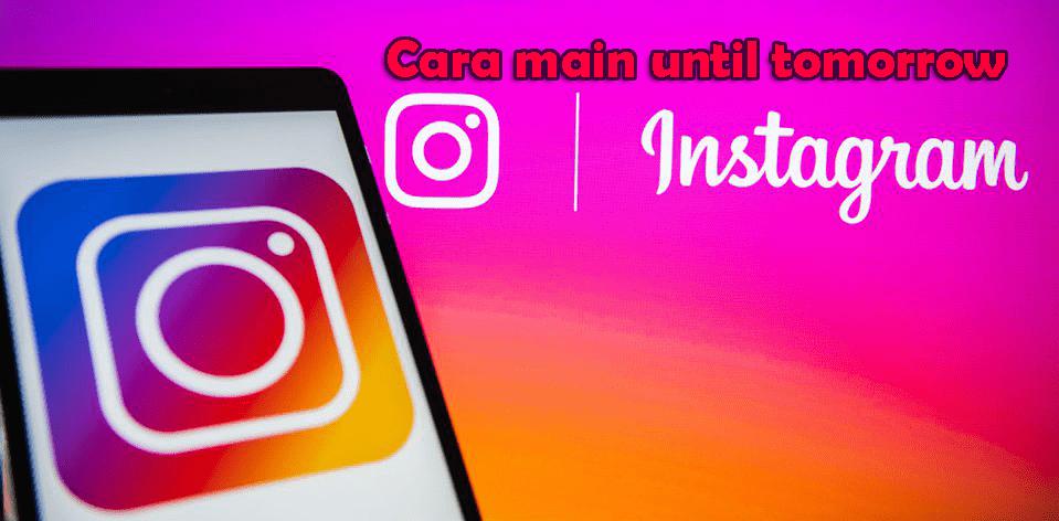 Cara Main Until Tomorrow Instagram 2-min