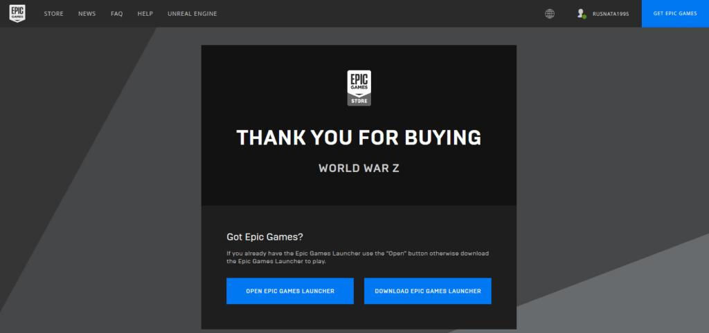 download game World War Z Free