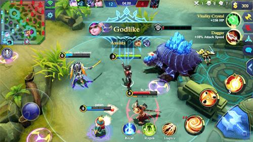 Kelebihan Mobile Legends MOD APK